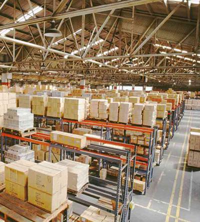 Таможенно-лицензионные склады